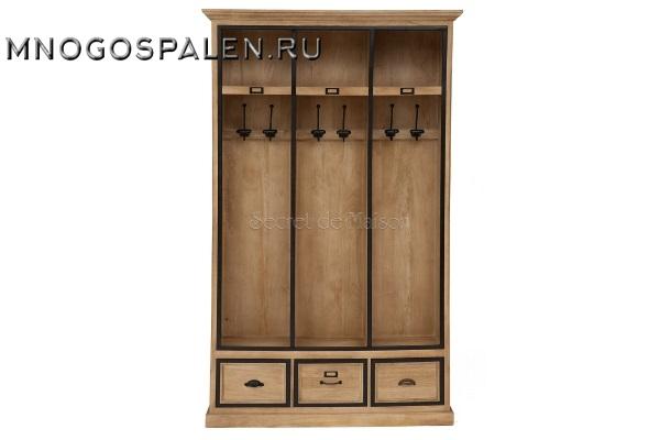 Прихожая Secret De Maison ACADEMY купить в салоне-студии мебели Барселона mnogospalen.ru много спален мебель Италии классические современные