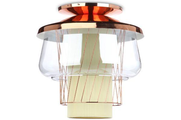 Потолочный светильник  Silk Road диаметр 46  20914 купить в салоне-студии мебели Барселона mnogospalen.ru много спален мебель Италии классические современные