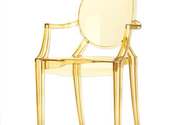 Стул Louis Ghost  609 купить в салоне-студии мебели Барселона mnogospalen.ru много спален мебель Италии классические современные