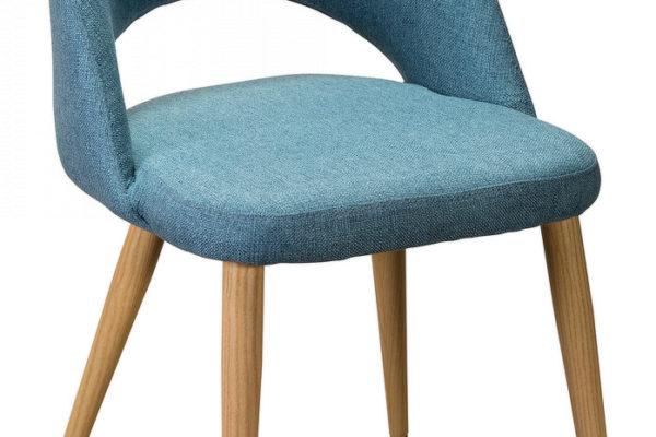 Кресло Lars Сканди Блю Натур купить в салоне-студии мебели Барселона mnogospalen.ru много спален мебель Италии классические современные